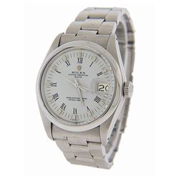 Men's Date Rolex Watch