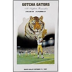 "Print ""Gotcha Gators: A Night to Remember""  H.A. ""Zony"" Perez"