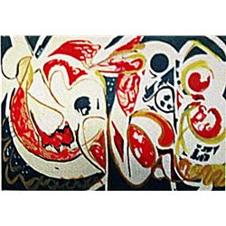 Lee Krasner - Composition