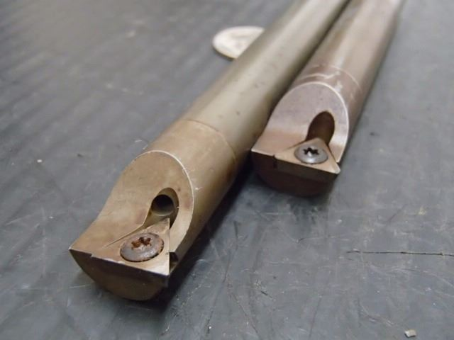 circle machine boring bars
