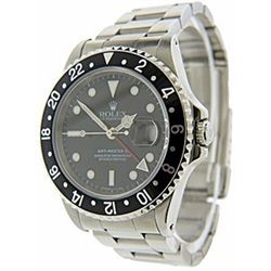Mens OysterPerpetual GMT Master Rolex