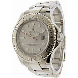 Mens Yacht Master Rolex Watch