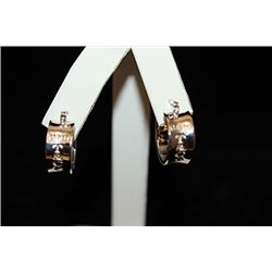 Lavish T & Co. Silver Earrings (18E)
