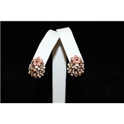 Elegant Mix Silver Stud Earrings (32E)