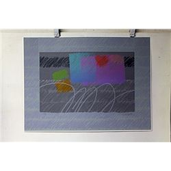 Hand Signed Limited Edition Serigraph Sullivan