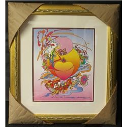 """UNTITLED"" By PETER MAX (N)"