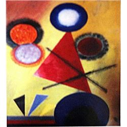 Wassily Kandinsky - Composition 11