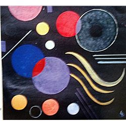 Wassily Kandinsky - The Circles