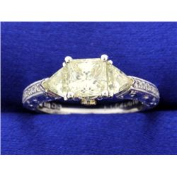 1.67 carat diamond ring