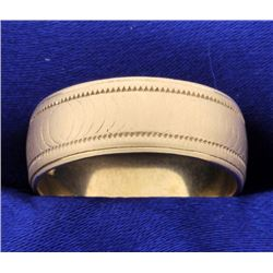 8mm Satin Finish Band