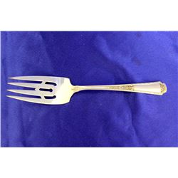 1924 Louis XIV Towle Sterling Silver Fork