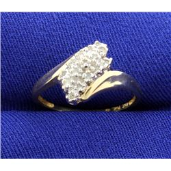 1/4 Carat Diamond Ring