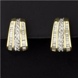 2ct TW Diamond Earrings