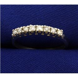 1/3ct TW Diamond Ring Band
