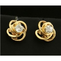 .2ct TW Diamond Earrings