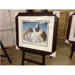 "LAWREN HARRIS  ""MOUNT ROBSON"" 301/950 LIMITED EDITION PRINT"