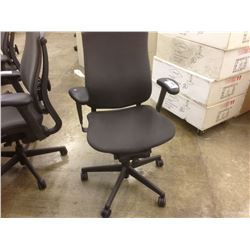 HERMAN MILLER CELLE BLACK FULLY ADJUSTABLE TASK CHAIR