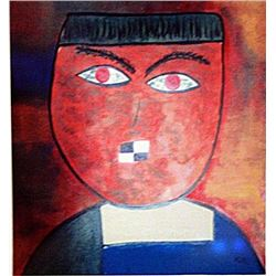 Paul Klee - The Boy
