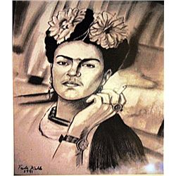 Frida Kahlo - Self Portrait