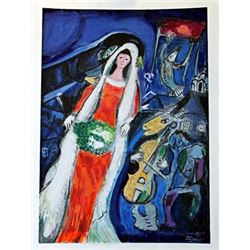 Marc Chagall on Paper