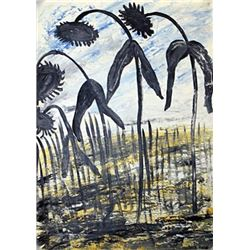 Anselm Kiefer - Sunflower