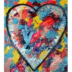 Jim Dine - My Heart