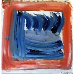 Howard Hodgkin - The Door