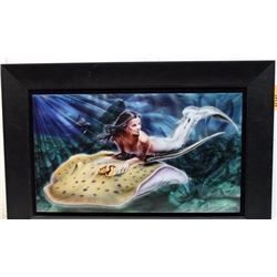 Mermaid Giclee