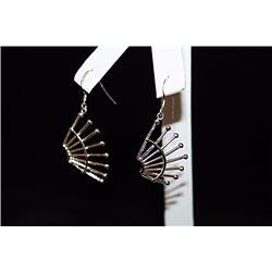 Gorgeous Designer Silver Earrings (15E)