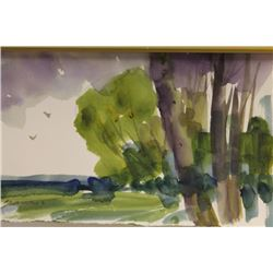 """TREE LANDSCAPE"" BY MICHEL SCHOFIELD"