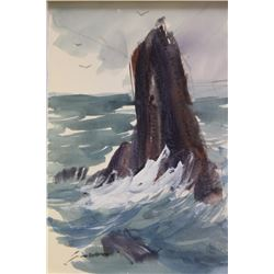 """SEA STACK"" BY MICHAEL SCHOFIELD"