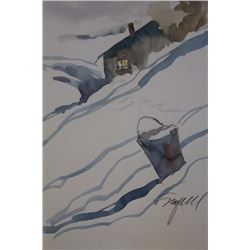 """WINTER PAIL"" BY MICHAEL SCHOFIELD"