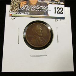 1915 S Lincoln Cent, About EF.