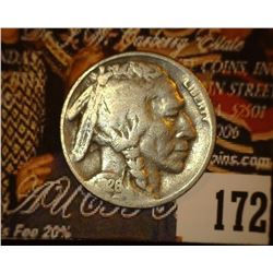 1926 S Buffalo Nickel, Good