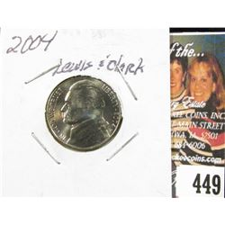 2004 P Lewis & Clark Keel Boat Nickel, consignor grades it MS68 FS and values it at $375???