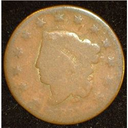 1835 U.S. Large Cent, AG.