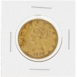 1897-S $10 Liberty Head Eagle Gold Coin