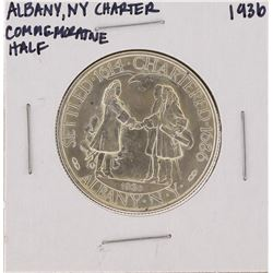 1936 Albany New York Commemorative Half Dollar Coin
