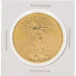 1928 $20 St. Gaudens Double Eagle Gold Coin