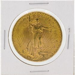 1927 $20 Saint Gaudens Double Eagle Gold Coin