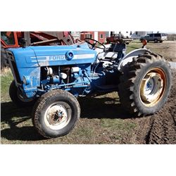 Ford 2600 tractor, dual hyd., 540 pto, 3 pt.  A sweet running little Ford tractor.