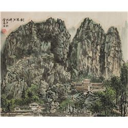 Bai Xueshi 1015-2011 Chinese Watercolour PaperRoll