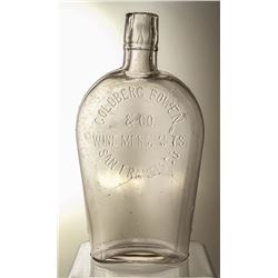 Goldberg Bowen & Co. Wine Merchants Bottle (San Francisco, California)