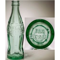 Premiere Elko Coca-Cola Bottle (Elko, Nevada)