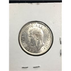 1940 CANADA 25 CENTS!MS-62
