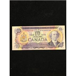 1971 BANK OF CANADA $10.00 REPLACEMENT NOTE!