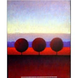 "Fine Art Print ""Dusk"" by Fred Fieber"