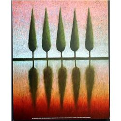 "Fine Art Print ""Reflection II"" by Fred Fieber"