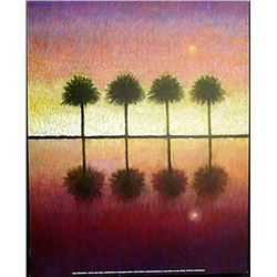 "Fine Art Print ""Reflection"" by Fred Fieber"