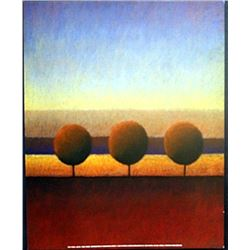 "Fine Art Print ""Dawn"" by Fred Fieber"